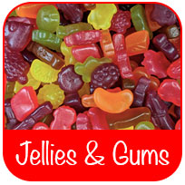 Jellies and Gums