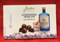 Gunpowder Irish Gin Truffles