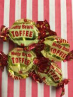 Nutty Brazil Toffees