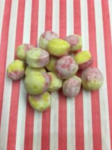 Rhubarb and Custard Bon Bons
