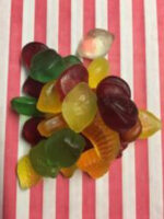Sugar Free Jelly Fruits