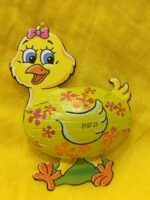 Easter Chick Foiled Chocolate
