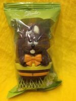 Milk Chocolate Bunny on Egg (55g)