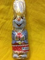 Small Foiled Easter Bunny